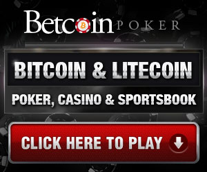 bitcoin and litecoin poker room image