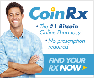 bitcoin prescriptions and rx image
