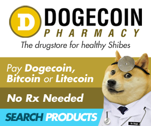 dogecoin pharmacy