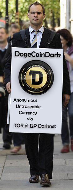 anonymous cryptocurrency doged image