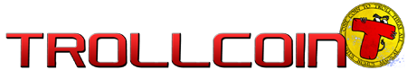 trollcoin base logo image